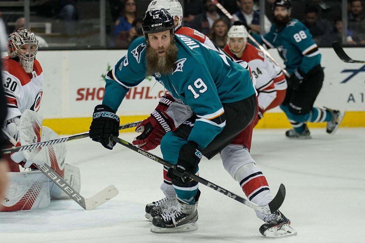 NHL: Carolina Hurricanes at San Jose Sharks