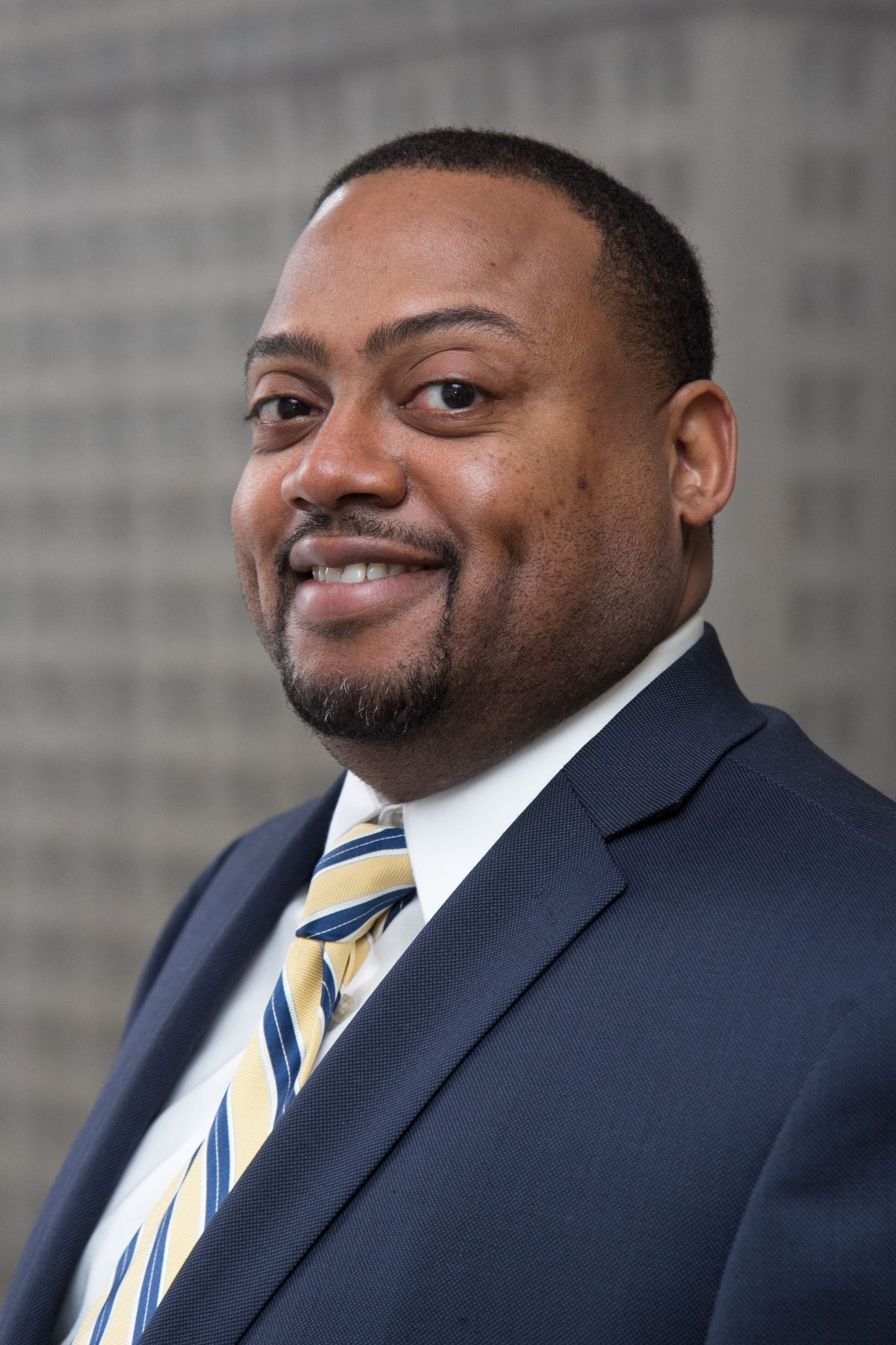 Robert Rose, executive director of the Cook County Land Bank Authority.