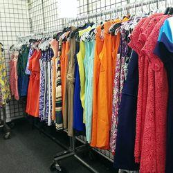 Stock dresses