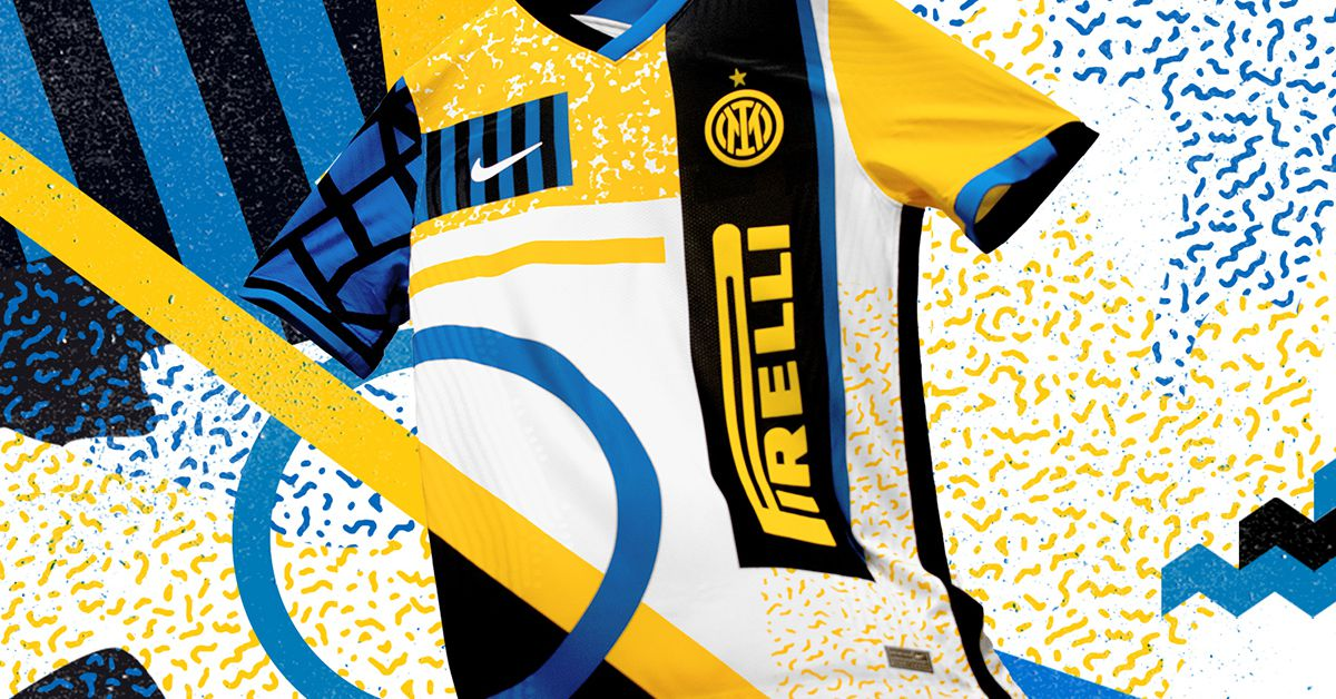 Official: Inter Release Fourth Kit - Serpents of Madonnina