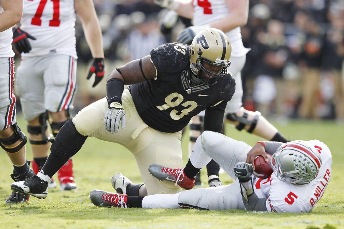 NFL bine 2013 Kawann Short will miss NFL bine Purdue Pro