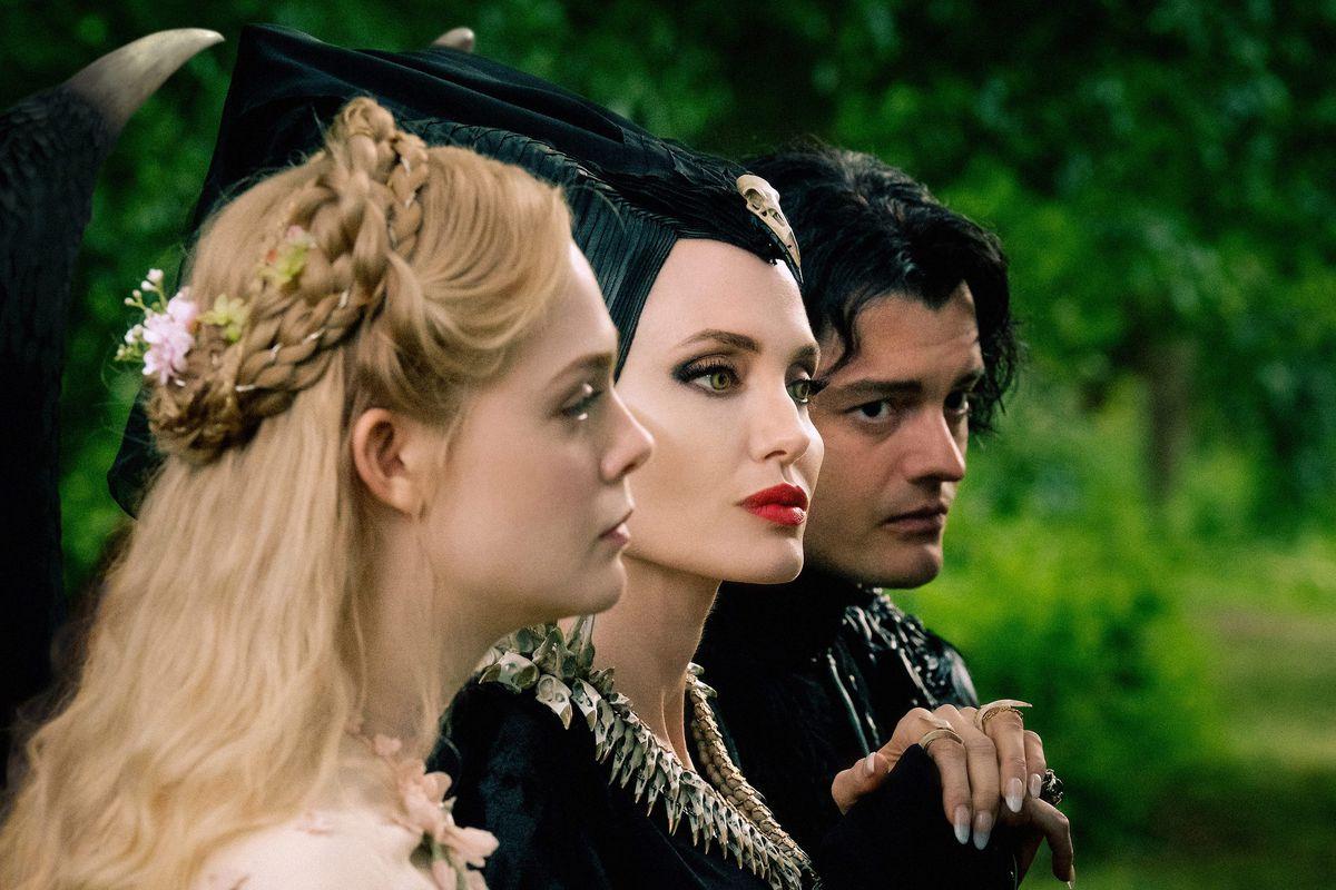 Unfortunately Aurora Chose The Wrong Boyfriend In Maleficent