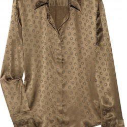 Printed silk shirt$198.0065% OFF$69.30