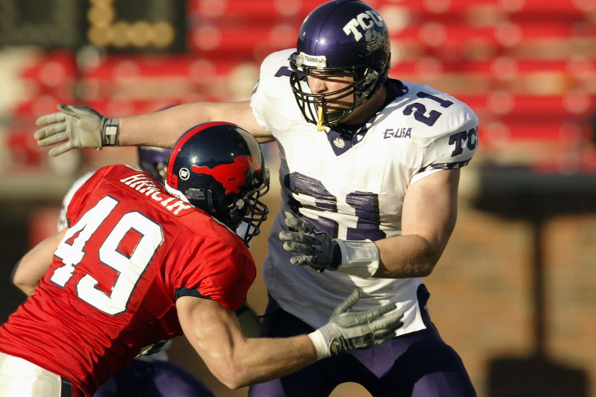 If you don't know Bo (Schobel), you don't know TCU Football.