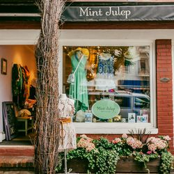 """<b>↑</b> You'll find a selection of covetable day and night dresses at <b><a href="""" http://shopmintjulep.com/"""">Mint Julep</a></b> (555 Hudson Street), among other perennially chic clothing, accessories and bags. The Massachusetts-based store holds an inve"""