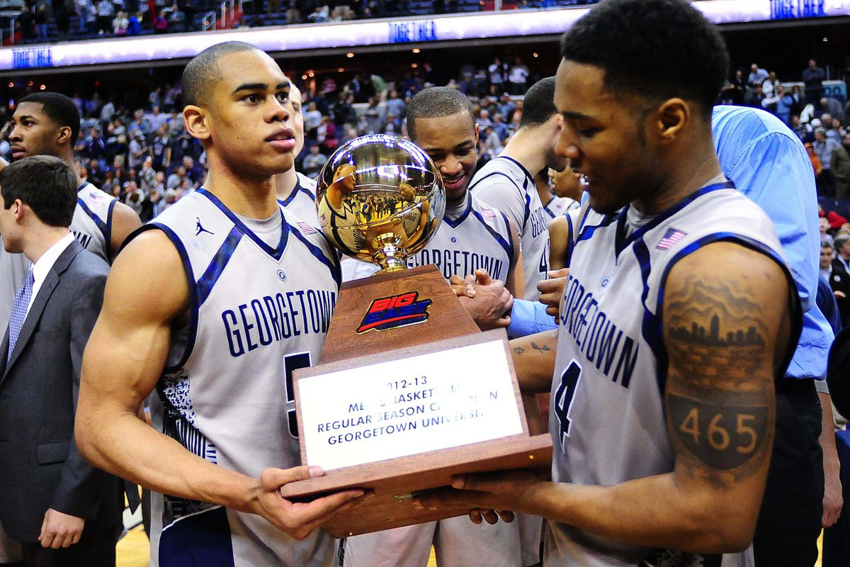 The best backcourt in the Big East?