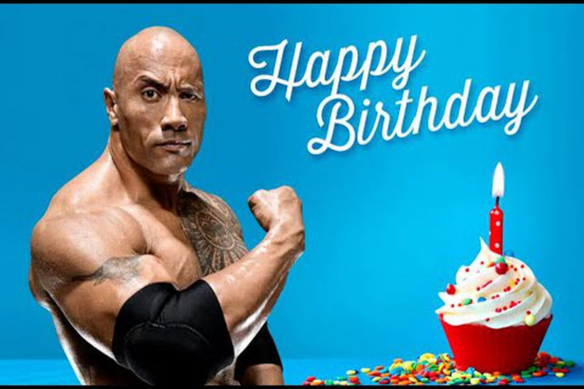 This Day In Wrestling History May 2 Happy Birthday Rock