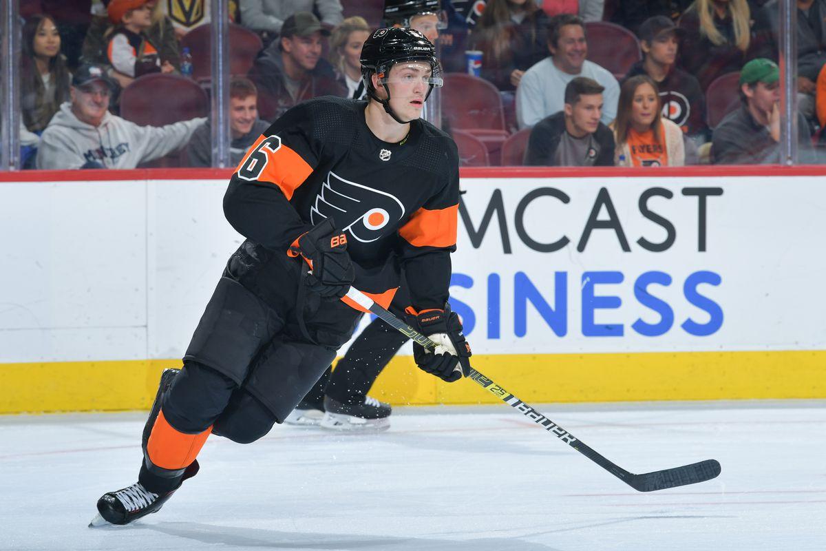 Vegas Golden Knights v Philadelphia Flyers