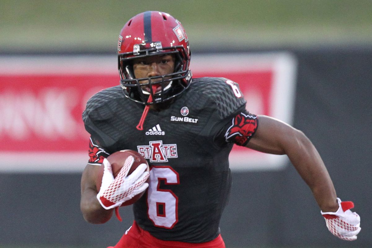 Arkansas State's Warren Wand is ready for 2016
