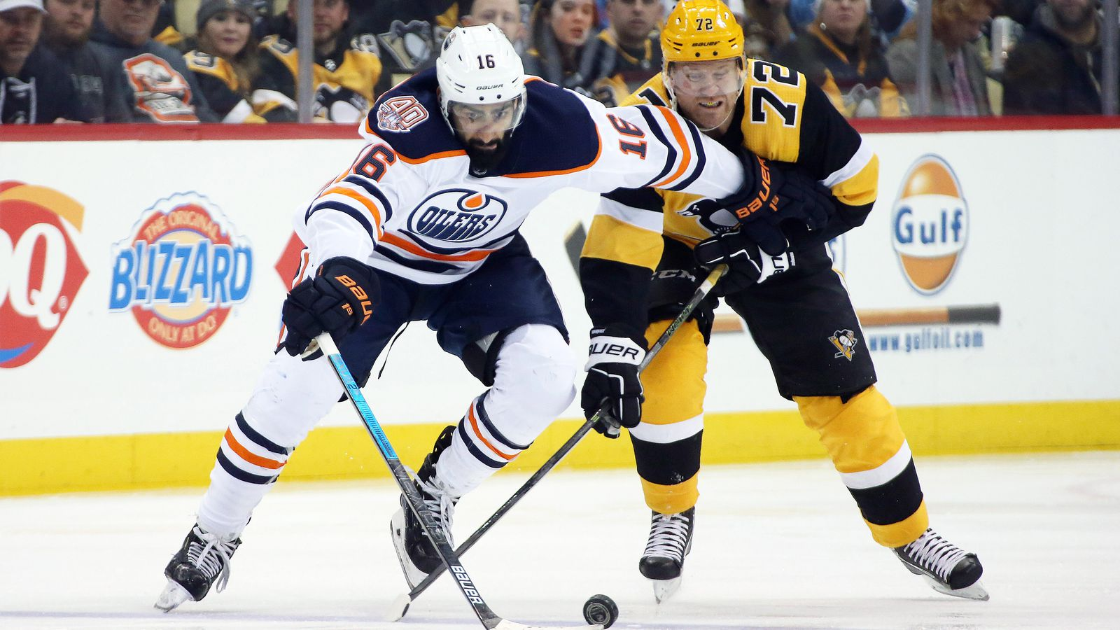Talking Oilers, trade deadline strategy and upcoming games on the CBC Edmonton News (TV)