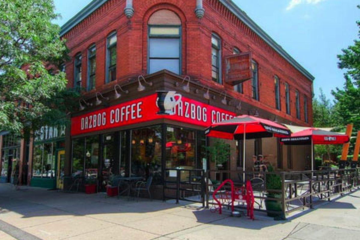 Dazbog Coffee, Uptown