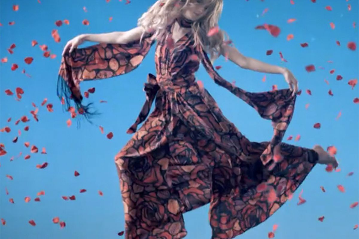 "Video still via <a href=""http://www.elle.com/news/fashion-style/rachel-zoe-resort-2013-video"">Elle</a>"
