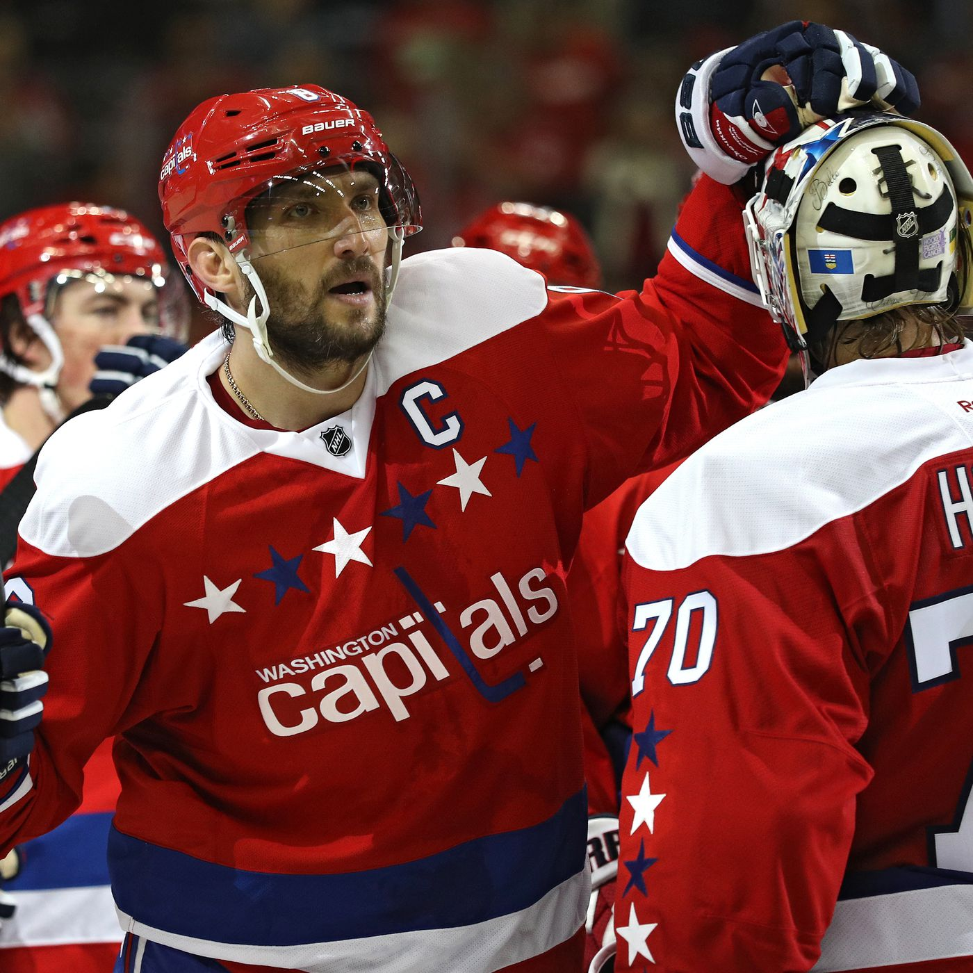 Alex Ovechkin And Braden Holtby Named To 2017 All Star Game Japers Rink