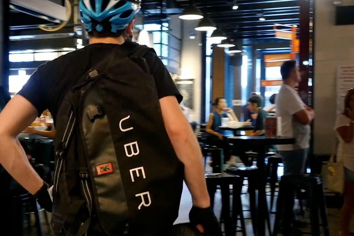 Uber Expands Its Same-Day Delivery Service: 'It's No Longer an Experiment'