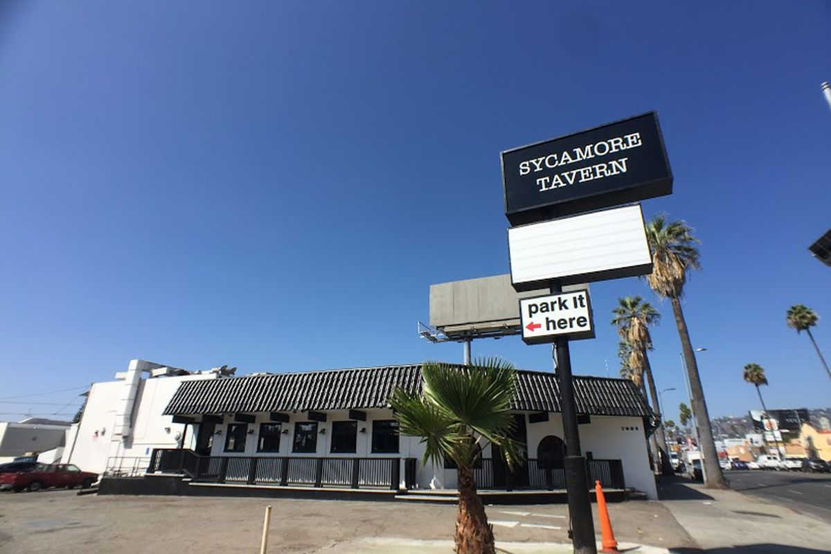 Hollywood\'s Happy Ending Flips to More Subdued Sycamore Tavern ...