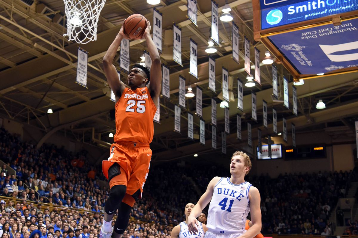 The Best Tweets From Last Night's Syracuse Orange Victory