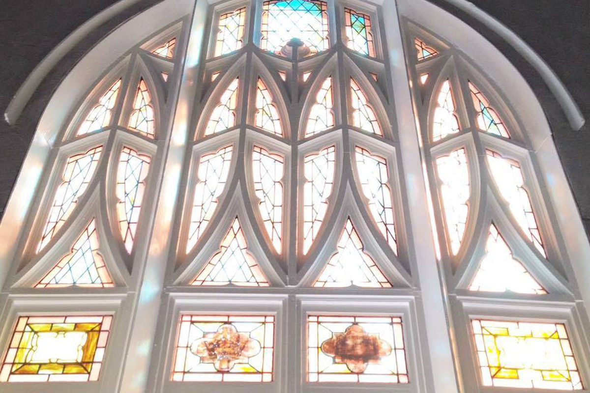 Window at the 5Church Space