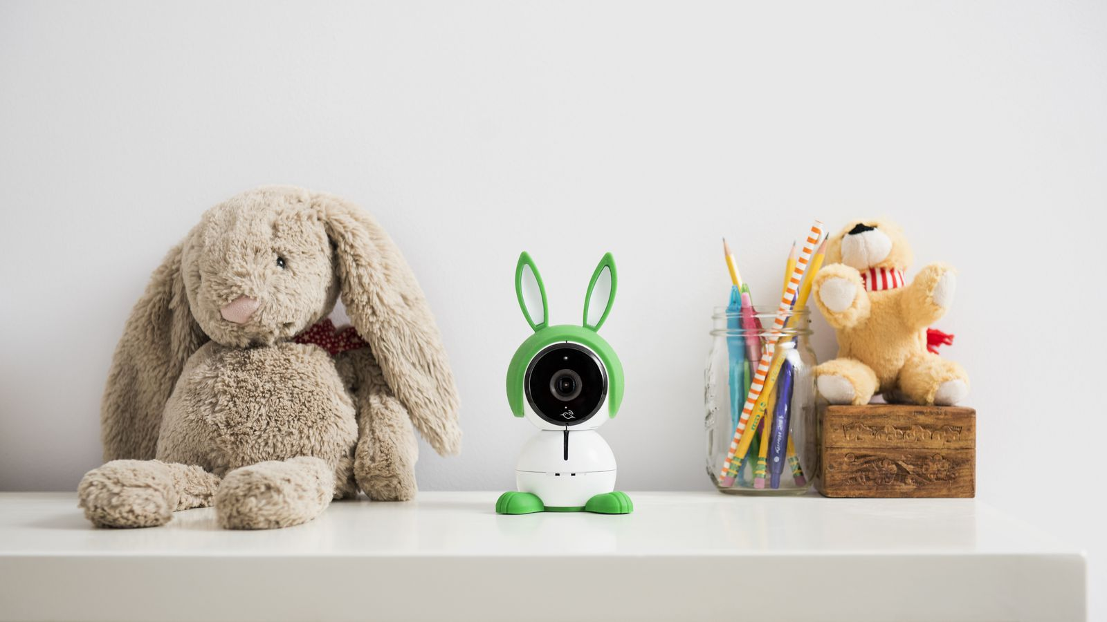 Look At This Creepy Cute Little Baby Monitor With Bunny