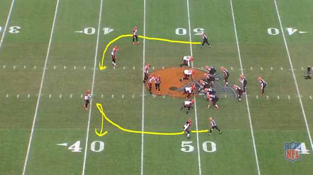 Week 15 Offense (16) - Two Options, Not Anticipating