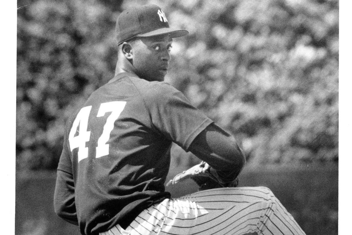 New York Yankees Brien Taylor