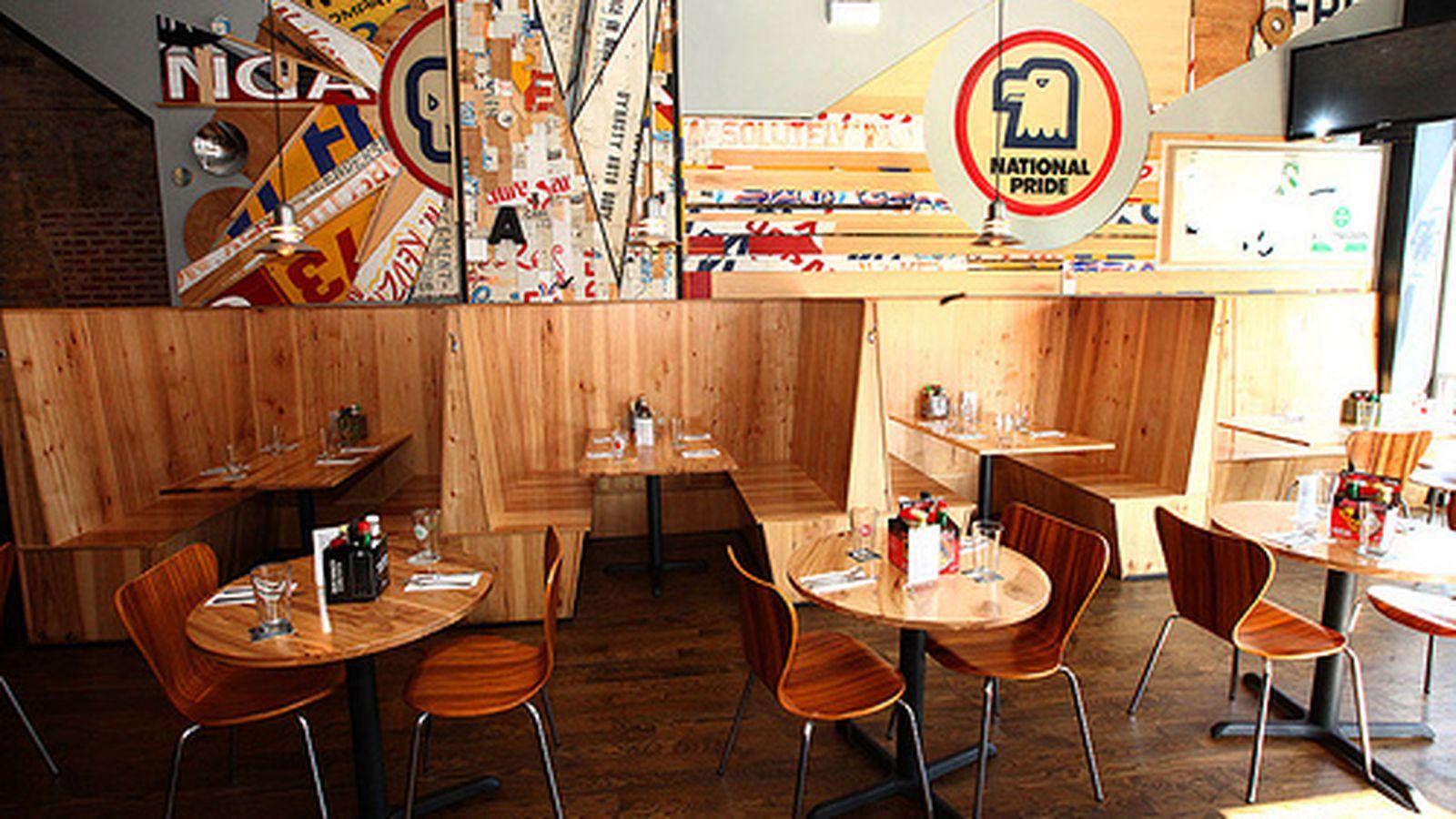 DMK Burger Bar - Eater Chicago