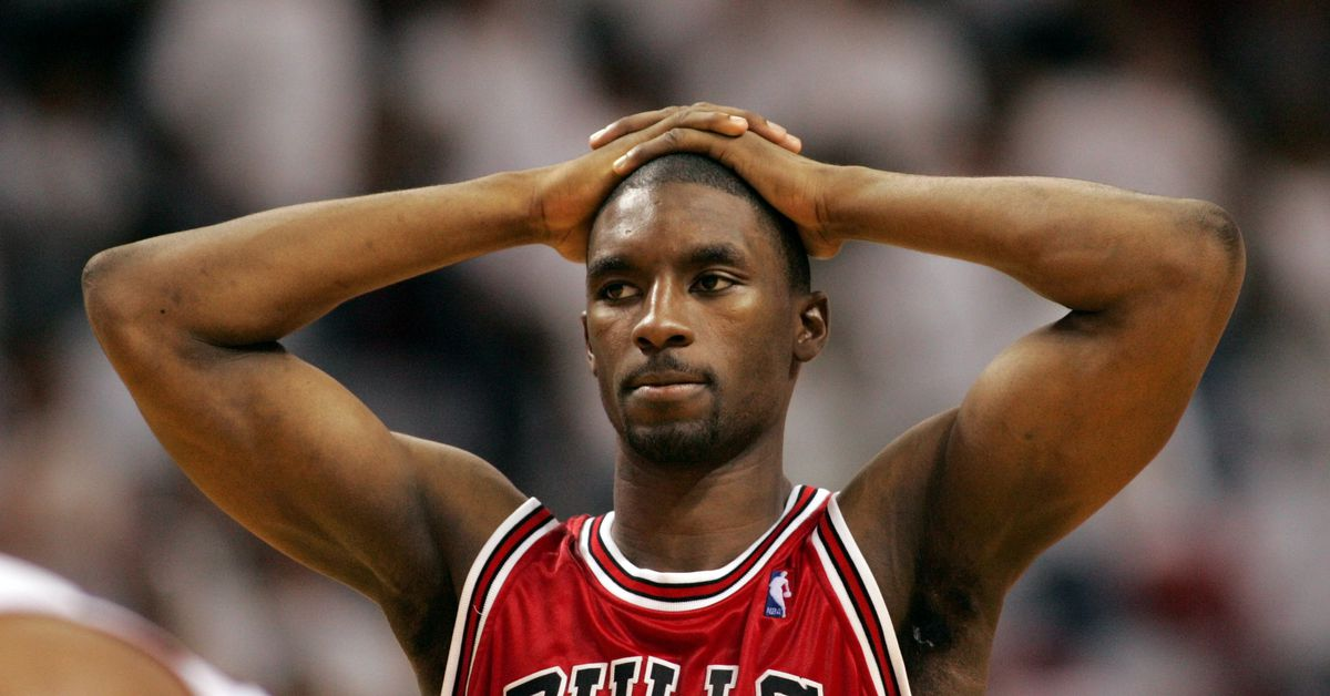 Former Bulls player Ben Gordon gets candid about suicide attempt, dealing with mental illness