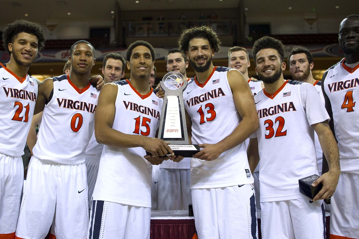 Virginia will look to win its fourth consecutive early-season title at the Emerald Coast Classic.