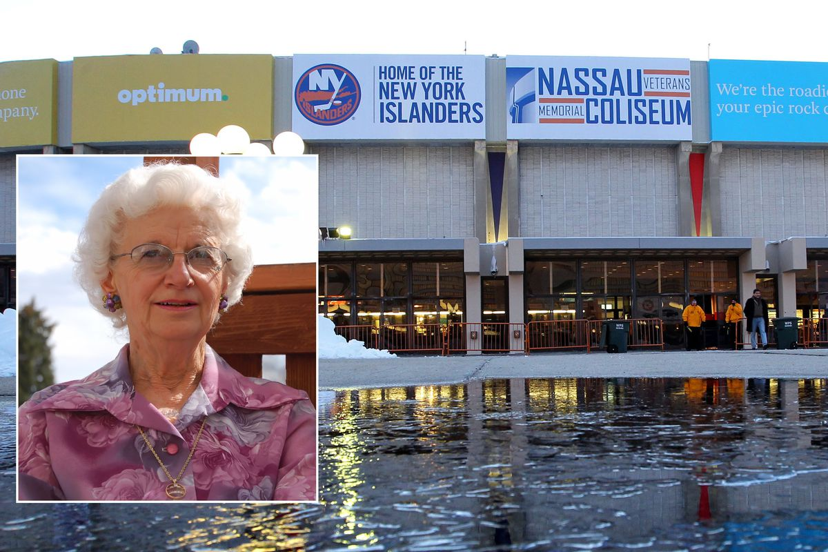 The Islanders have decided to move back in with mom (pictured: some old lady from a stock photo website)