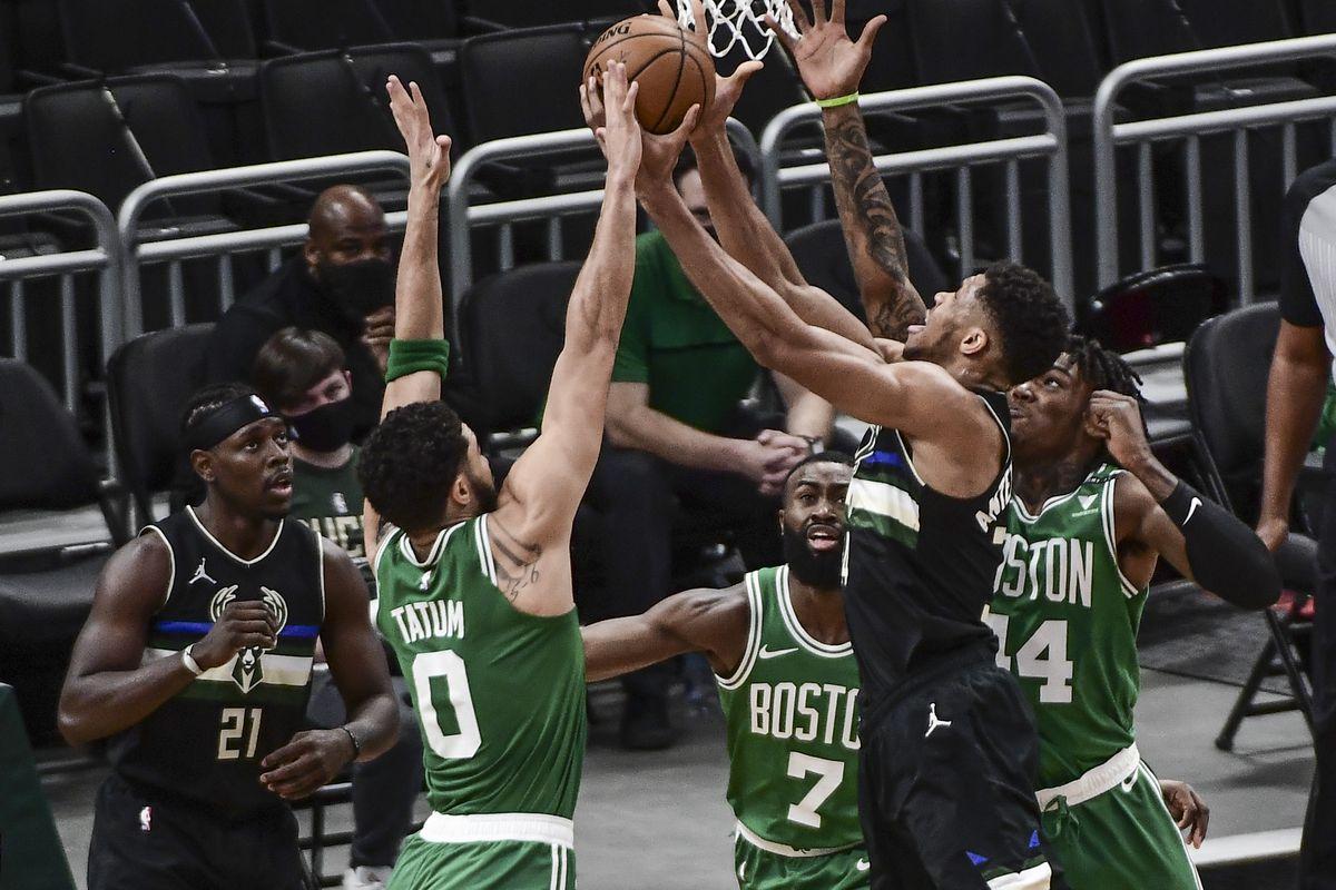 Rapid Recap Celtics 122 Bucks 114 Brew Hoop