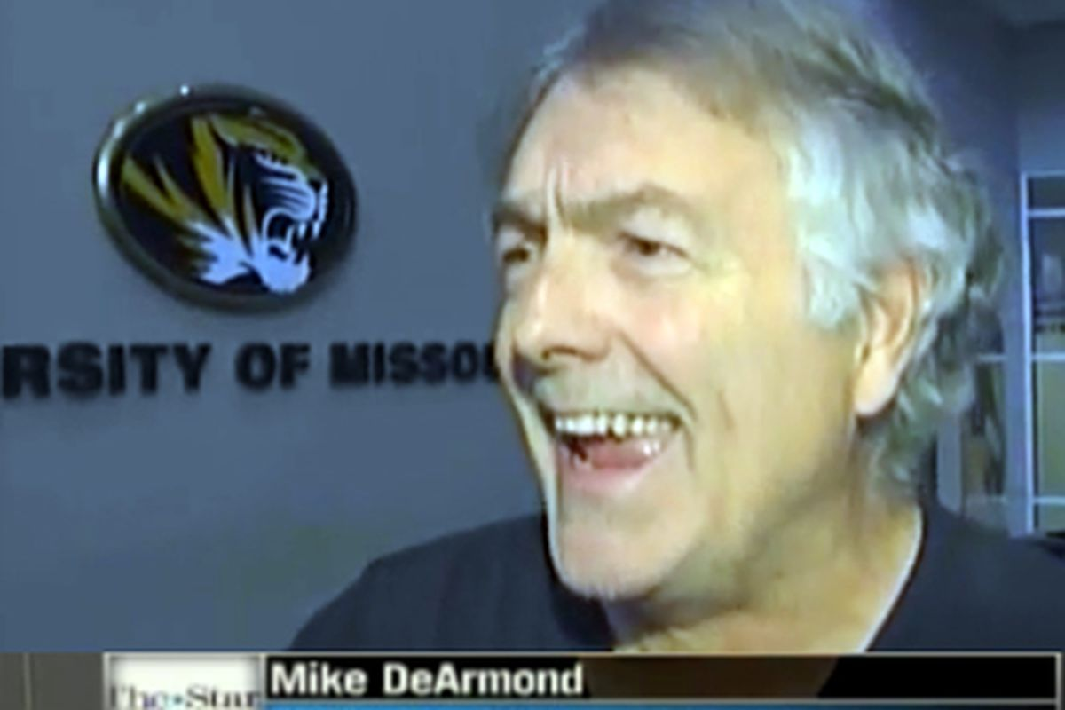 Mike DeArmond of The Kansas City Star