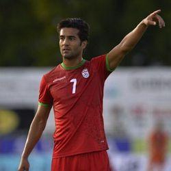 Masoud Shojaei, Iran