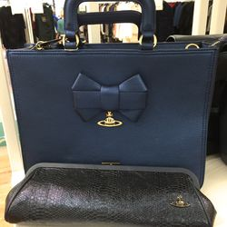 Bow bag, $265 (was $530)