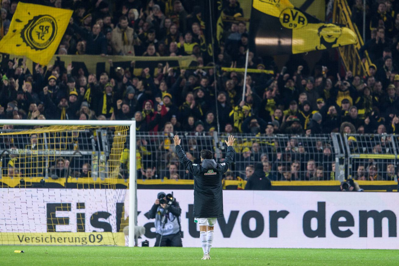 Match Report: Dortmund hold on for 1-0 victory against RB Leipzig