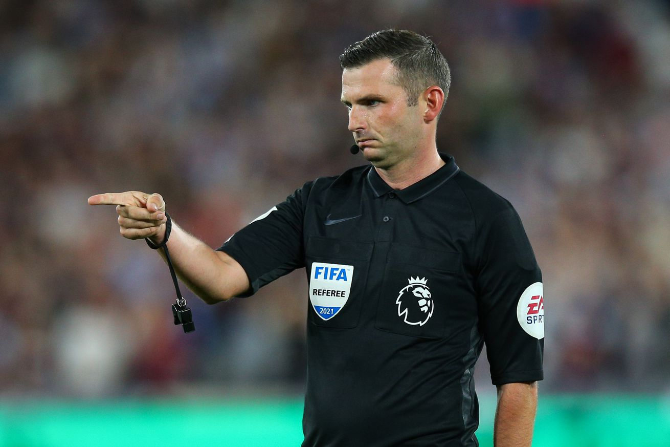 Not again! English referee Michael Oliver appointed to Bayern Munich?s Champions League opener vs Barcelona