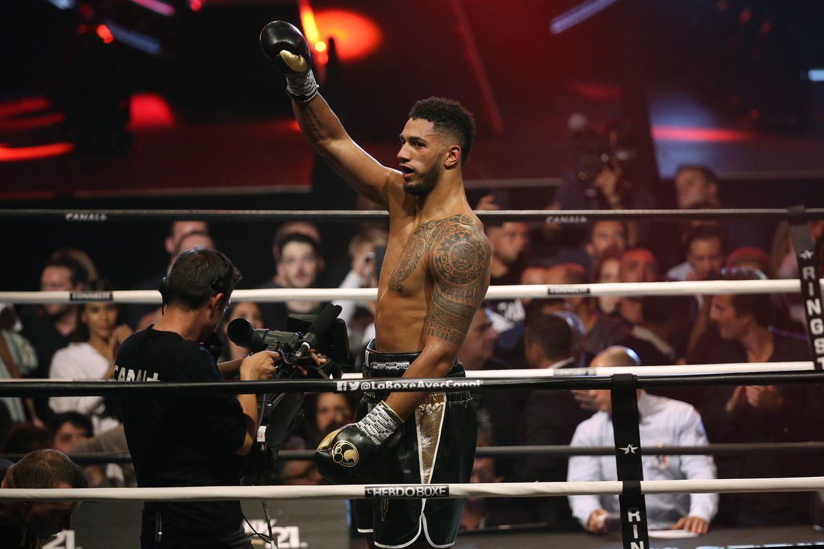 La Conquete - Boxing Event