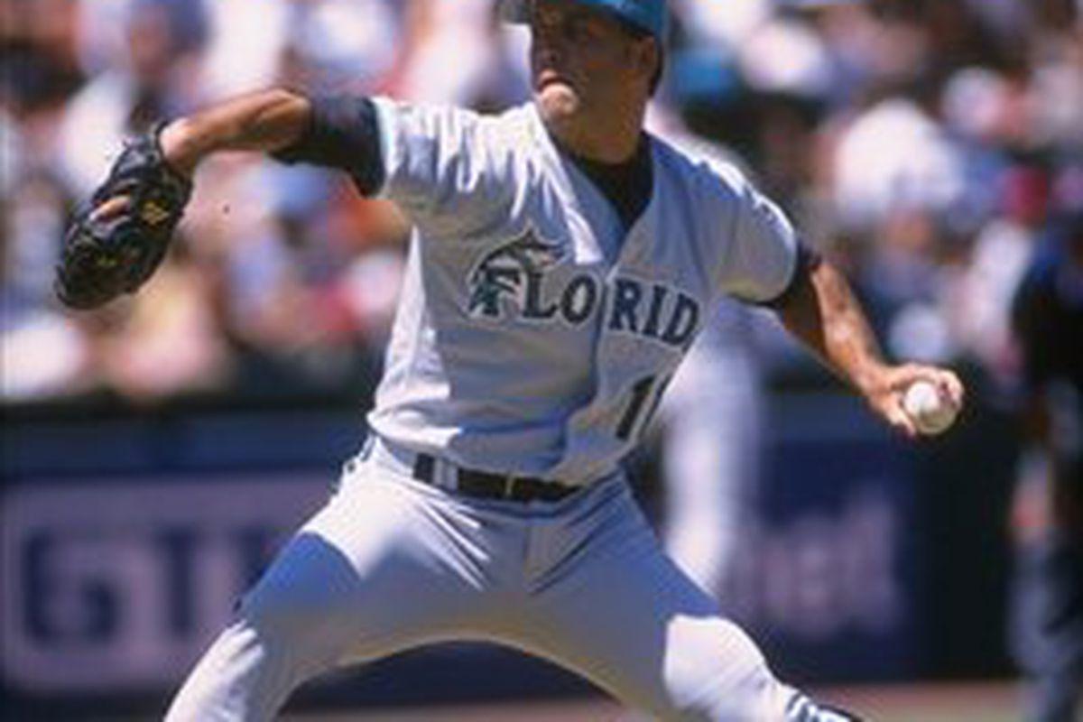 Chris Hammond, Florida Marlins, 1993