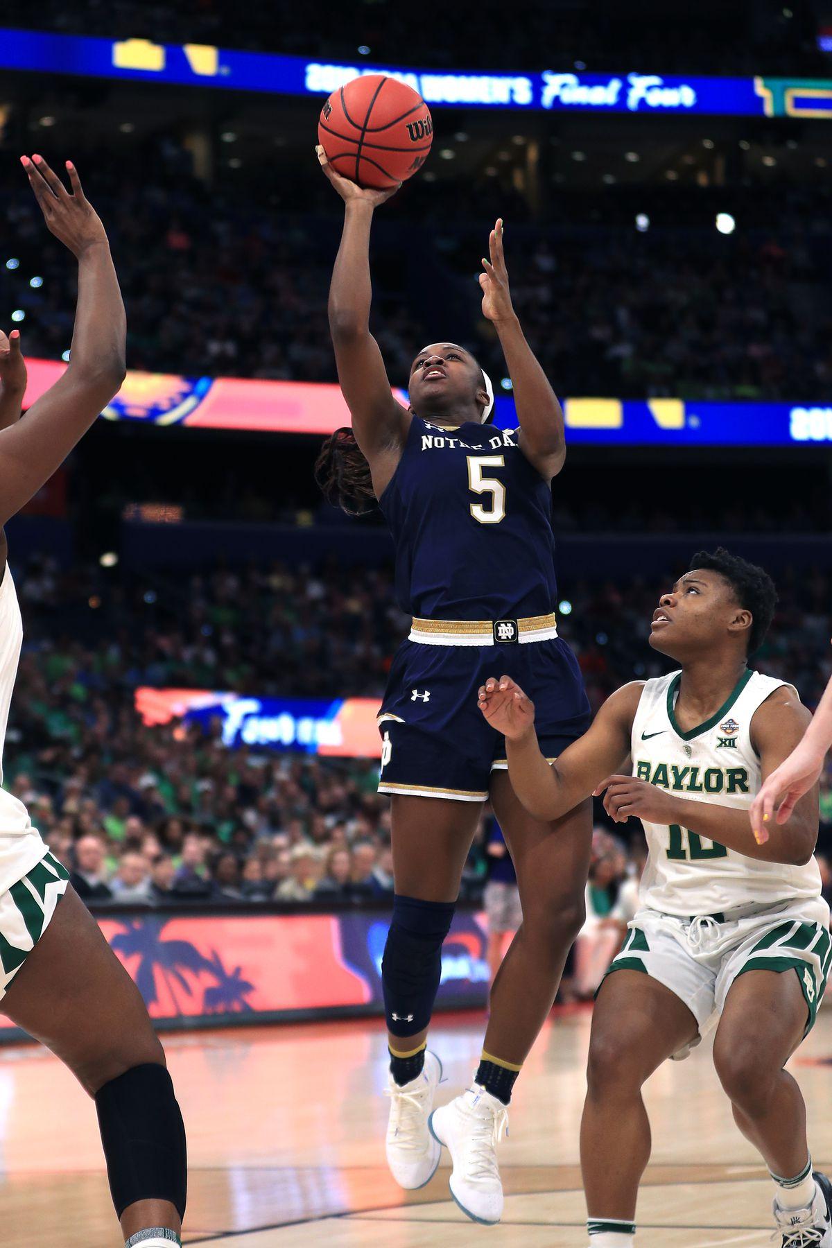 2019 WNBA Mock Draft - Swish Appeal