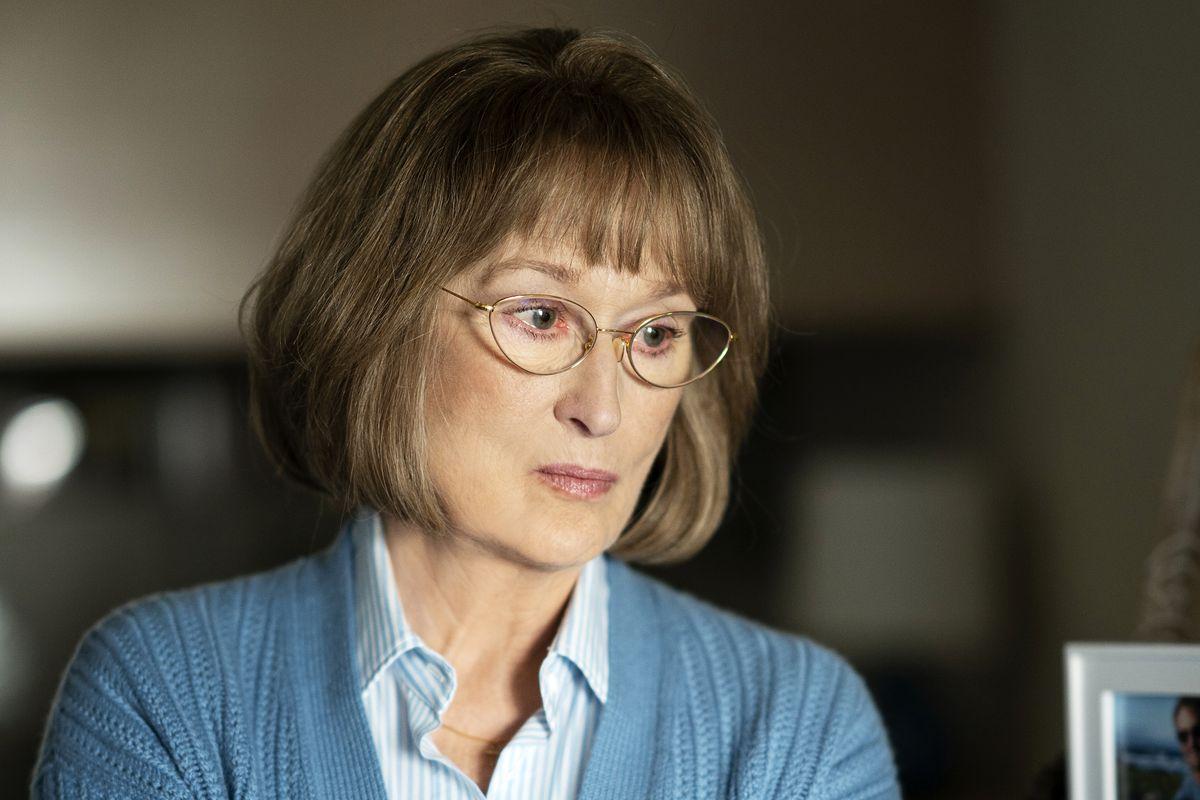 Big Little Lies Meryl Streep