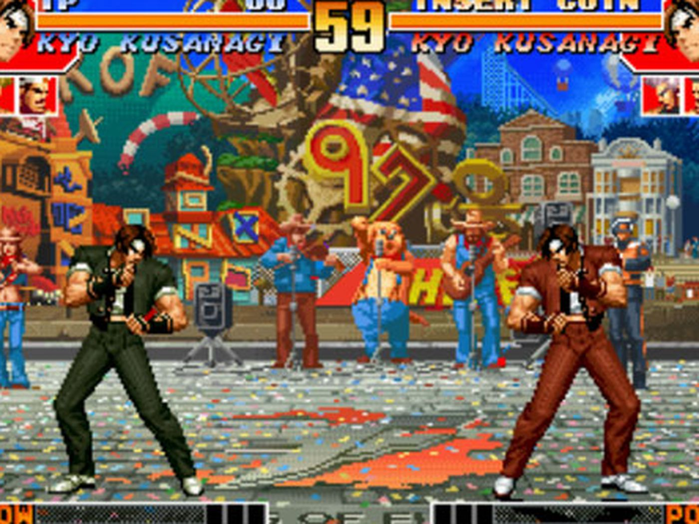 The King Of Fighters 97 Out Now On Ios Android Polygon