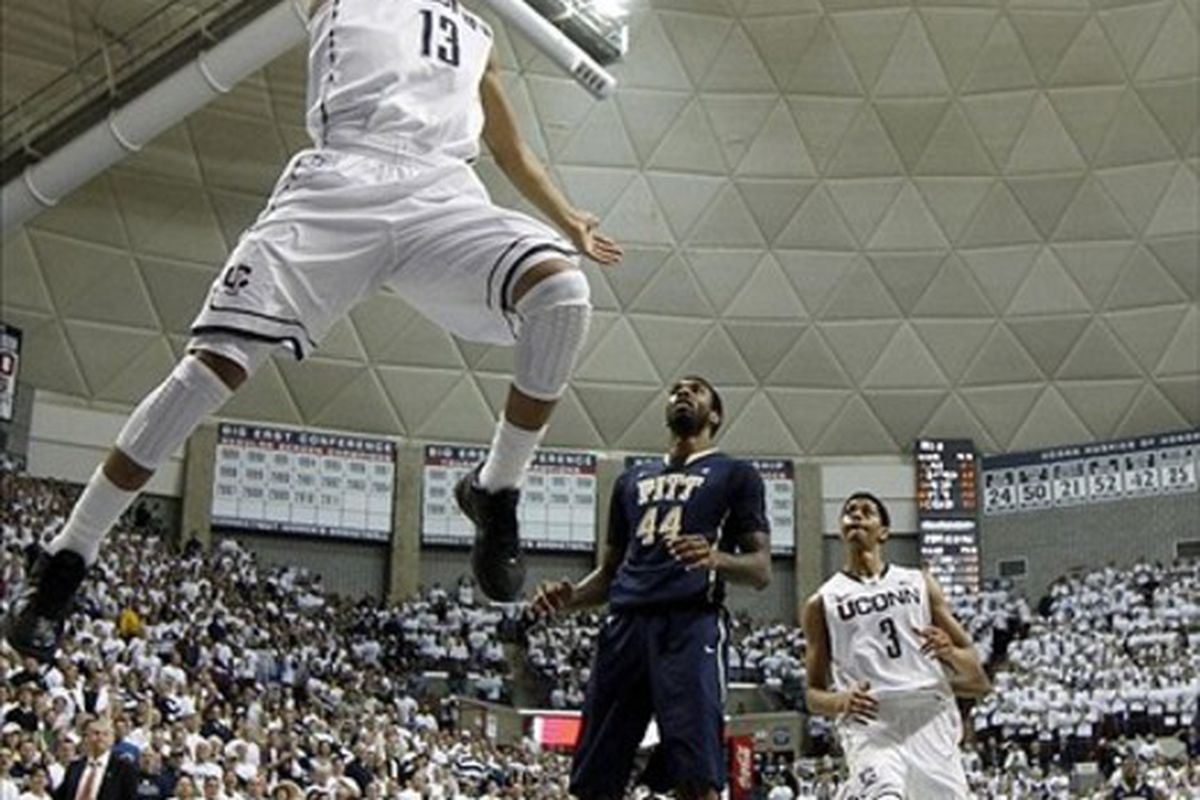 Shabazz Napier is flying high and ready for March. Are you?