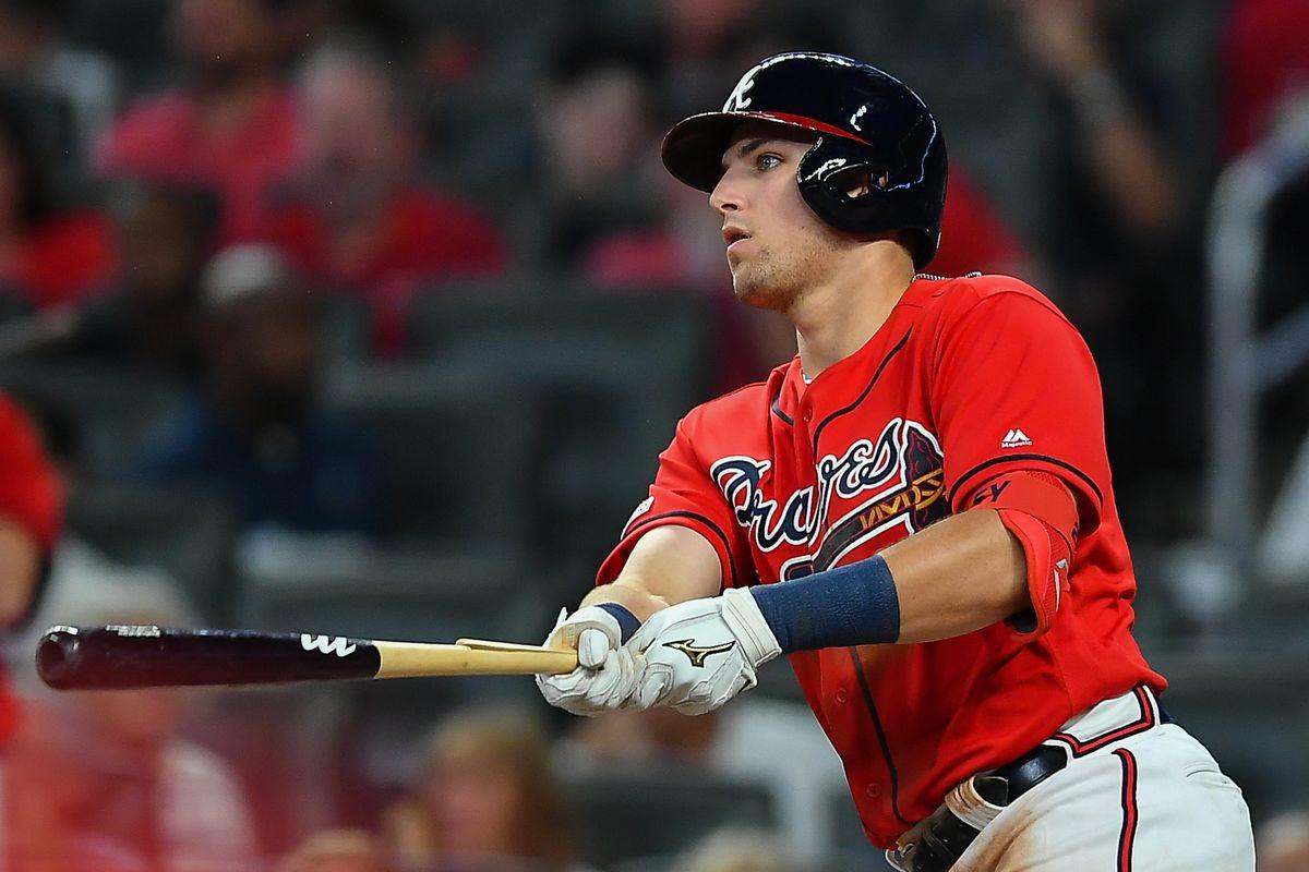 MLB: JUN 14 Phillies at Braves