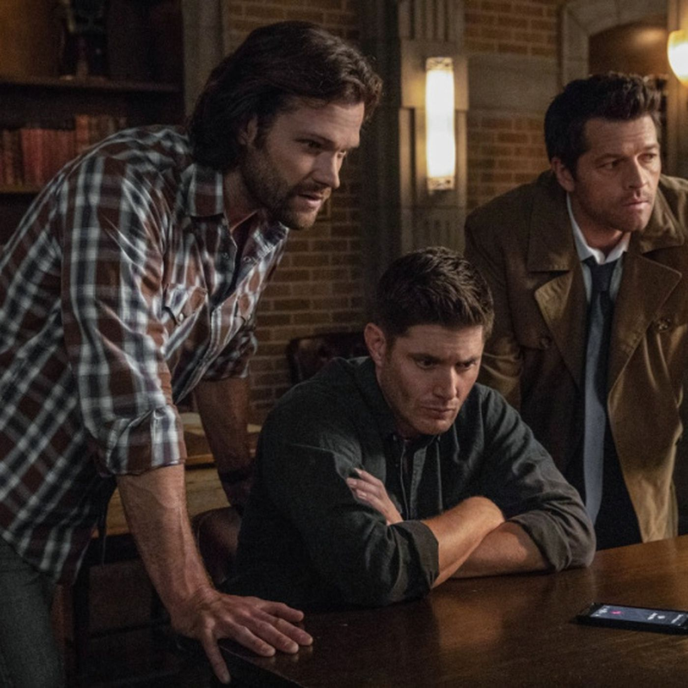 Supernatural will end with its 15th season - The Verge