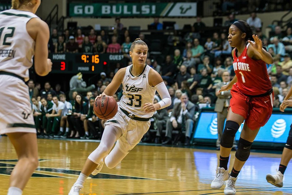 No. 22 USF Women's Basketball Pushes Past SMU, 64-54 - The ...