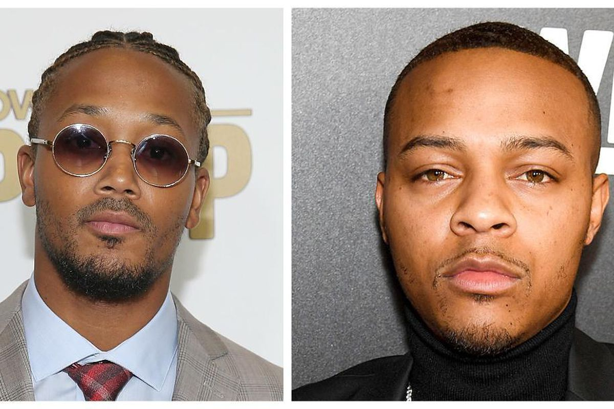 Romeo Miller and Bow Wow