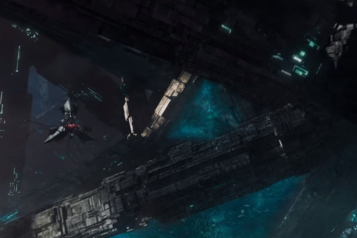 Destiny 2: Season of the Undying Vex swim through a mysterious location
