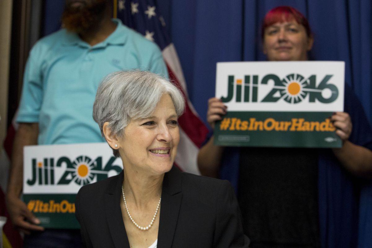 Green Party Candidate Jill Stein Announces Her Presidential Run
