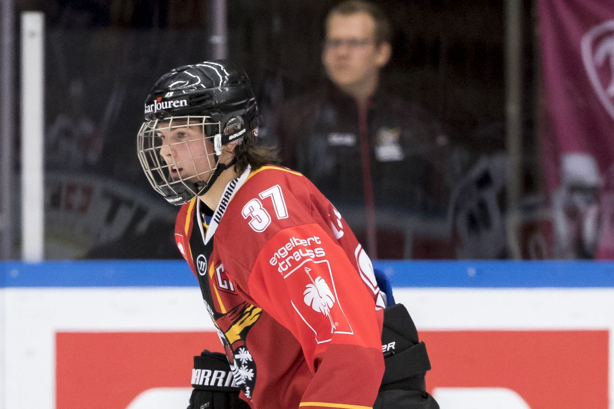 3f247316a 2018 NHL Draft Profile  Isac Lundestrom is one of the best all ...