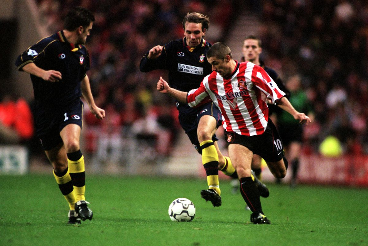 Soccer - FA Carling Premiership - Sunderland v Southampton