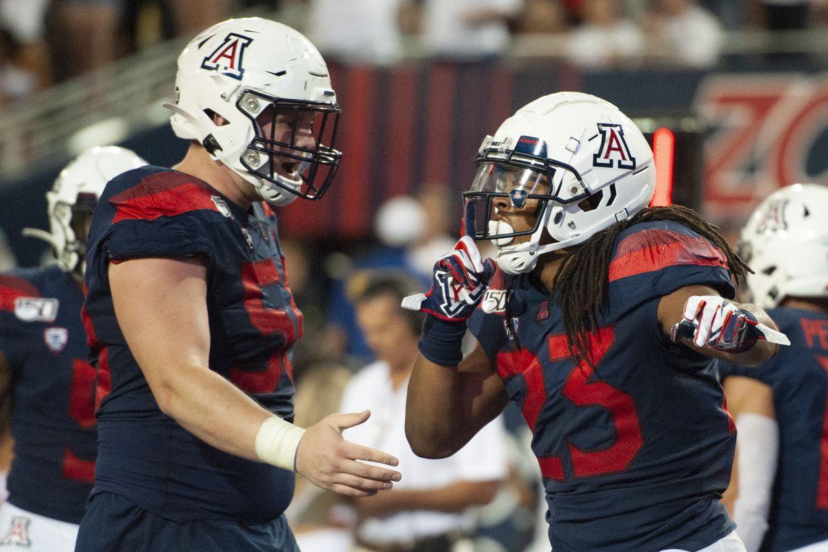 NCAA Football: Texas Tech at Arizona