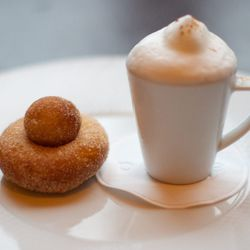 """""""Coffee And Doughnuts"""" from the Salon at Per Se by <a href=""""http://www.flickr.com/photos/gourmetgourmand/8080119061/in/pool-eater/"""">gourmetgourmand</a>"""